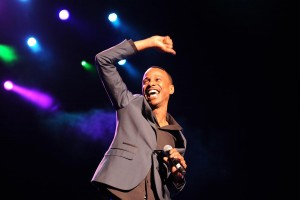Tevin Campbell by Divos konsert  foto Peter Abrahams