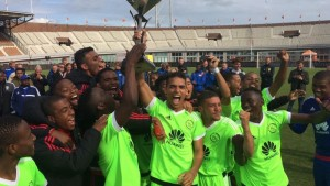 Ajax CT U19. Pic from ajaxct.co.za