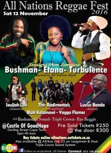 All Nations Reggae Fest 2016   baydu co za
