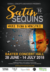 Win one of three sets of tickets to check out Satin to