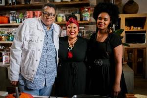 Mentor Mojalefa 'Majakes' , Zola and Zahara